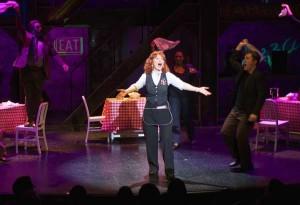 "Barbara Robertson in Working singing ""It's An Art"" by Stephen Schwartz"