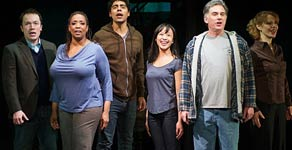 Working in Chicago - cast