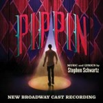 Pippin New Broadway Cast Recording 2013 cover art