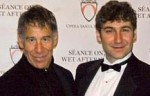 Stephen Schwartz and Scott Schwartz in 2009
