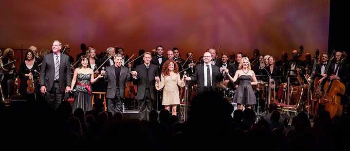 Phoenix symphony with Stephen Schwartz et all 2015