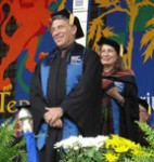 Stephen Schwartz receives honorary doctorate 2015