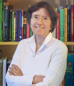 Carol de Giere, author and editor of The Schwartz Scene