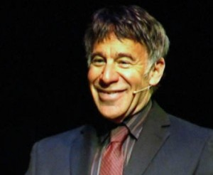 composer Stephen Schwartz, May 2016, Schikaneder press conference