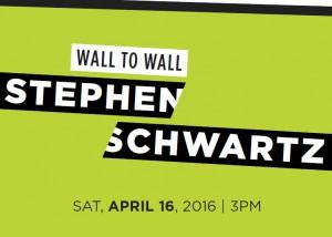 Wall to Wall Stephen Schwartz logo