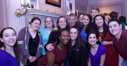 YAA with Stephen Schwartz, March 2016
