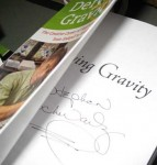 Defying Gravity signed by Stephen Schwartz