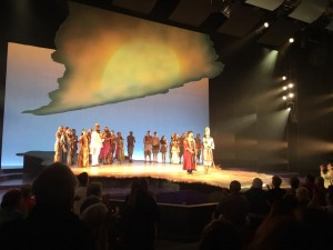 Prince of Egypt Curtain Call 2017