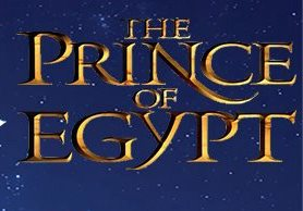 The Prince of Egypt logo for Tuacahn