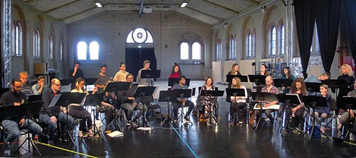 Fredericia Teater read through for The Prince of Egypt